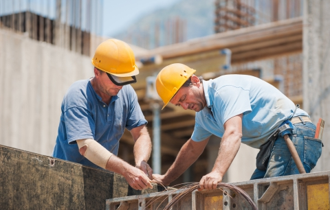 Tienjarige aansprakelijkheid: alle spelers binnen de bouwsector moeten zich verzekeren    - Axa