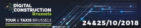 Digital Construction Brussels 24 et 25 oktober 2018 - Emixis