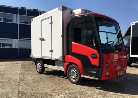 Nieuw! Optie met frigo - Addax Motors