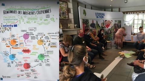 Le projet Interreg Terre en action touche à sa fin mais pas les initiatives citoyennes sur le territoire ! - Espace Environnement