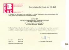 Certification de systèmes de gestion