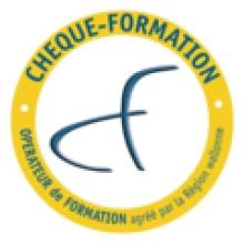 Agréé par la Région wallonne (chèque-formation)