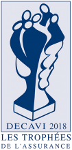 Confort Habitation Flex : l'assurance habitation sur mesure remporte un trophées DECAVI récompensant chaque année les meilleurs produits d'assurance