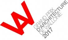 Grand Prix d'Architecture de Wallonie 2017 - Lauréat dans la catégorie