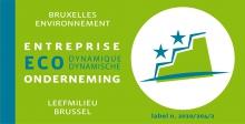 Label Eco-dynamique de la Région de Bruxelles-Capitale