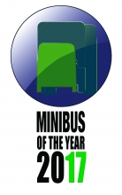 Minibus of the Year 2017