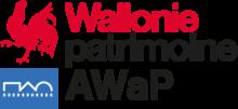Espace Environnement est soutenue par l'Agence Wallonne du Patrimoine (AWAP) pour ses travaux en matière de sauvegarde du patrimoine bâti et naturel