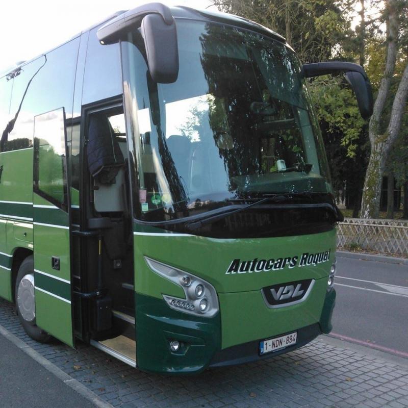 Voyages Roquet bus