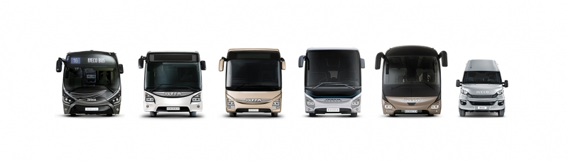 Full Range Iveco Bus