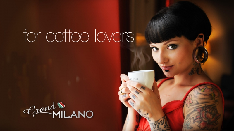 Grand Milano Coffee