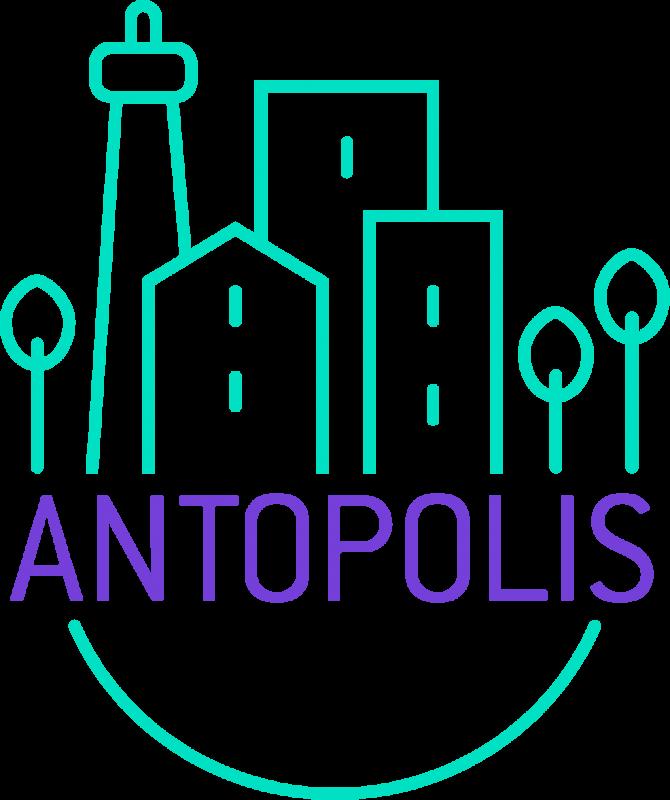Antopolis, toute la gestion de la ville à portée de main
