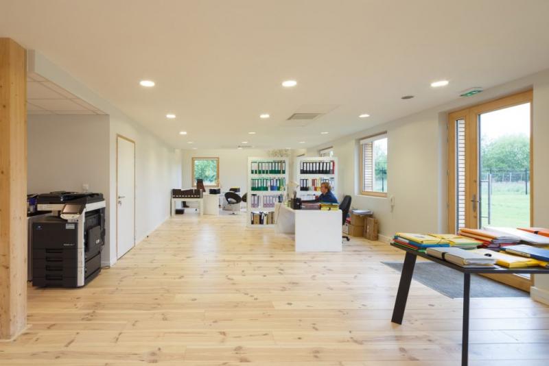 Stabilame bureaux - finition intérieure