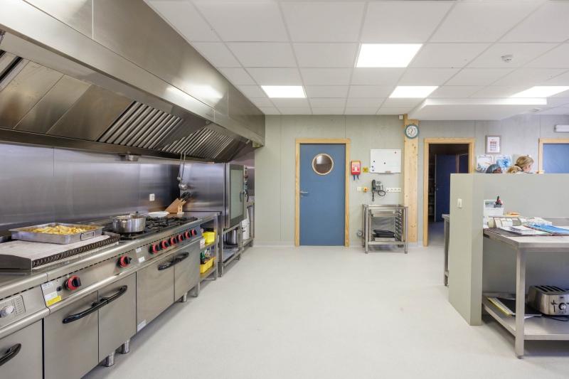 Stabilame collectivités - cuisine
