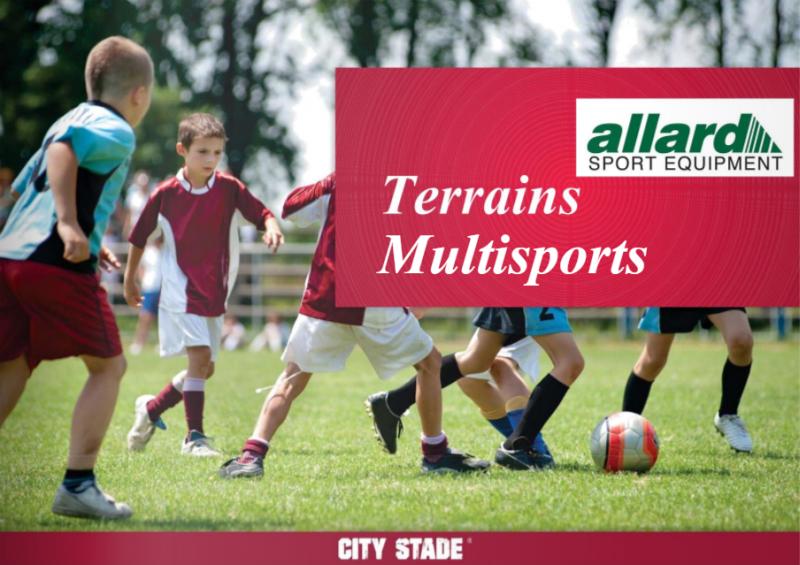 Allard Sport Contracteo terrain multisports